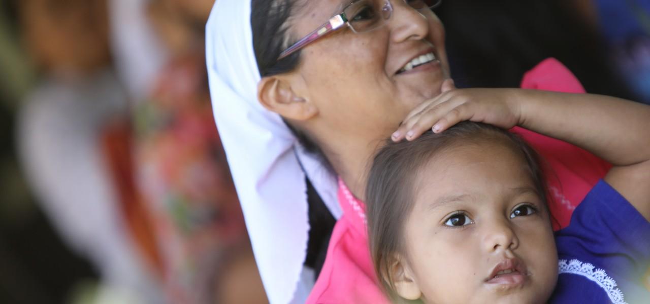 El Salvador Family